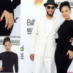 Alicia Keys wearing Hand Harness