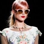 Anna Sui Flora Sunglasses