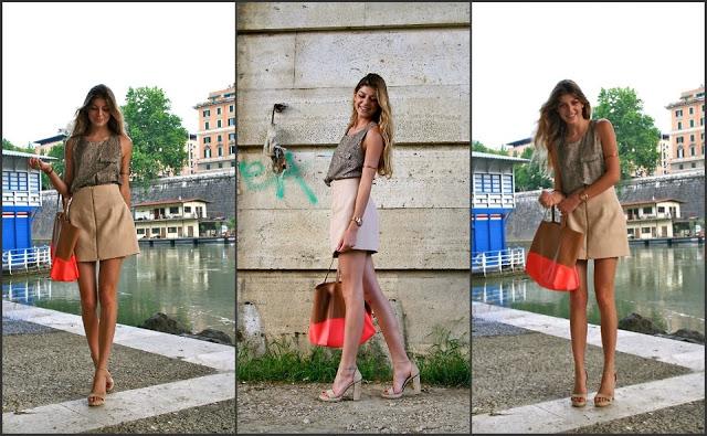 celine pink fluorine luggage handbag