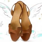 Hermes ottomane sandal