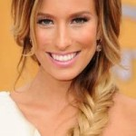 Renee Bargh in fishtails