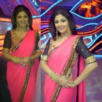 Shilpa Shetty looks like the Diva in Manish Malhotra
