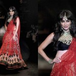 Chitrangdha at India International Jewellery week