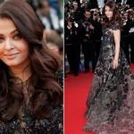 Aishwarya Rai bachchan in Ellie saab couture