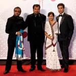 Dibakar Banerjee, Karan Johar, Zoya Akhtar and Anurag