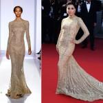 Eva Longoria In Zuhair Murad Couture