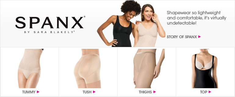 SAY YES TO SPANX