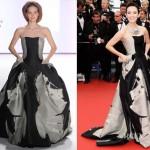 Zhang Ziyi In Carolina Herrera, The Bling Ring Cannes Film Festival Premiere