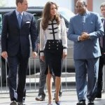Kate Middleton always gets the look right