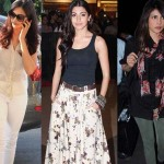 Deepika, Anushka and Priyanka Summer Style