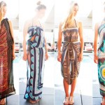 How to wear the Sarong