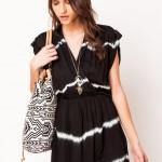 LOVE Tunic Dress In Wrap Style