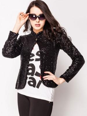 TIRAMISU CLOTHING Regular Jacket With Mandarin Collar