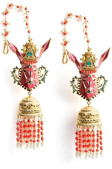 Manish Arora for Amprapali